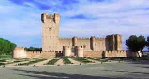 Castillo de la Mota . Medina del Campo